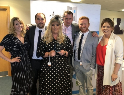 Business Micros at the NFA Awards 2018