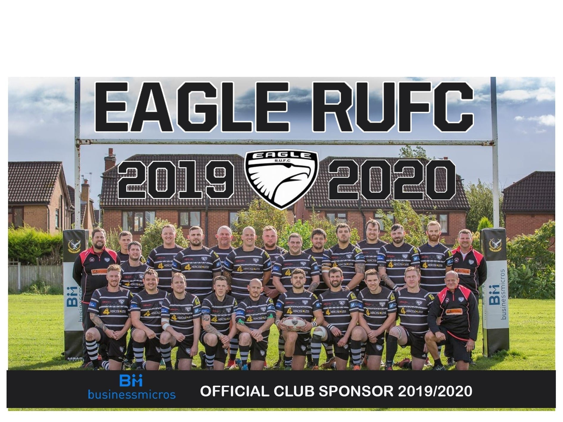 Eagle RUFC Team Picture