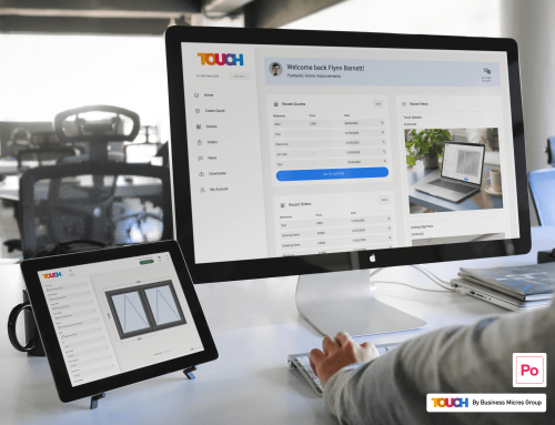 TOUCH Software -The Easy Way To Sell, Quote & Order Online